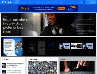cuinsight.com screenshot