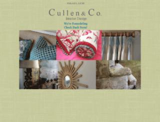 cullenandco.com screenshot