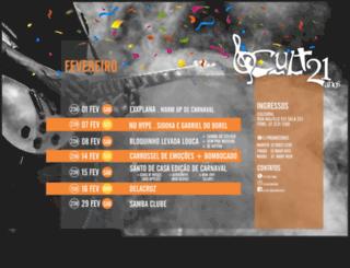 culturalbar.com.br screenshot