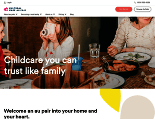 culturalcare.com screenshot