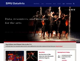 culturaldata.org screenshot