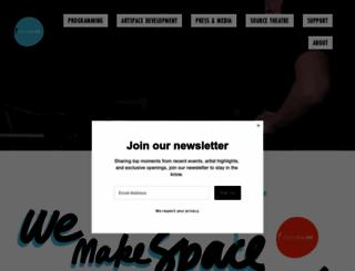 culturaldc.org screenshot