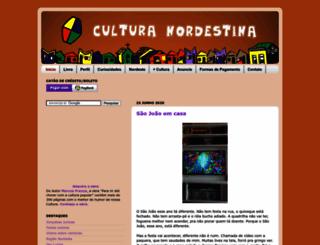 culturanordestina.blogspot.com screenshot