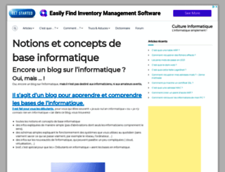 culture-informatique.net screenshot