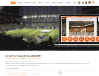 cumap2.se screenshot