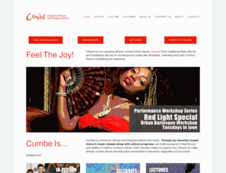 cumbedance.com screenshot