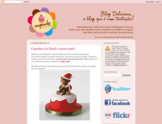 cupcakedelicious.blogspot.com screenshot