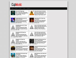 cupmusic.blogspot.in screenshot