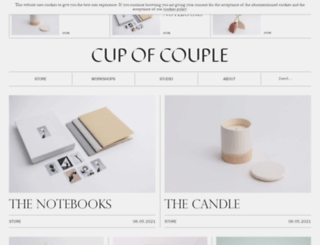 cupofcouple.com screenshot