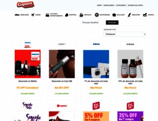 cupomturbinado.com.br screenshot