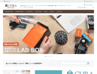 cura-3i.com screenshot
