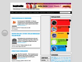 curahandriji.blogspot.com screenshot