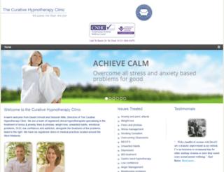 curativehypnotherapy.org.uk screenshot