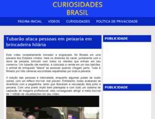 curiosidades-br.com screenshot