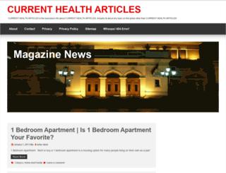 current-health-articles.net screenshot