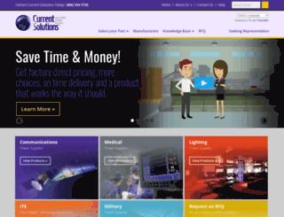 currentsolutions.com screenshot