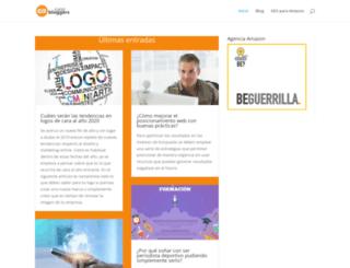 cursobloggers.com screenshot