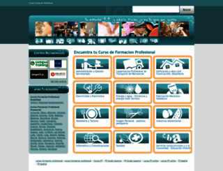 cursosformacionprofesionalfp.com screenshot