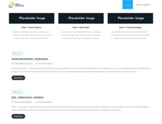cursostreinamentos.com.br screenshot
