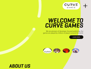 curve-digital.com screenshot