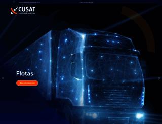 cusat.com.ar screenshot