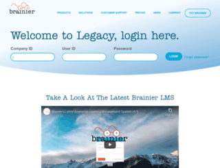 customers.ttnlearning.com screenshot