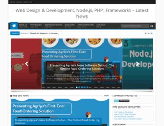 customwebsitedevelopement.blogspot.co.id screenshot