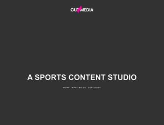 cutmedia.com screenshot
