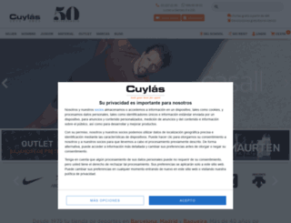 cuylas.com screenshot