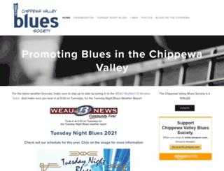 cvblues.com screenshot