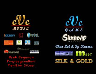cvcbilgisayar.com screenshot