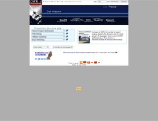 cvfm.com screenshot