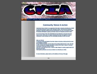 cvia.us screenshot