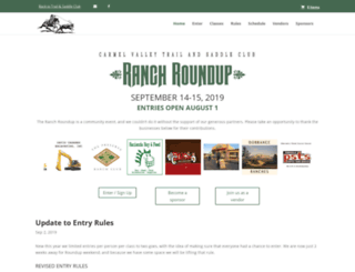 cvroundup.org screenshot