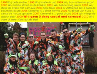 cvzatgehad.nl screenshot