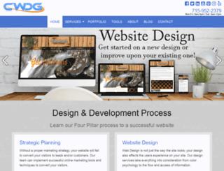 cwdgservices.com screenshot