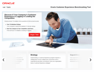 cx.oracle-dashboard.com screenshot