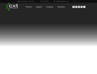 cxtsoftware.com screenshot
