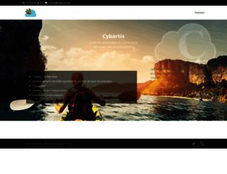 cybartis.com screenshot