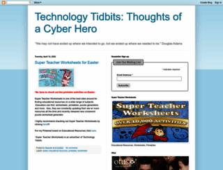 cyber-kap.blogspot.com screenshot