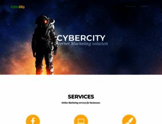 cybercity.co.il screenshot