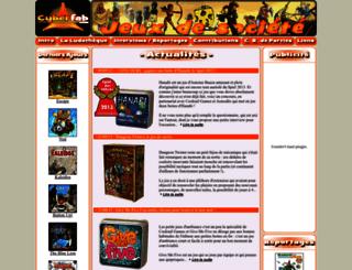 cyberfab.fr screenshot