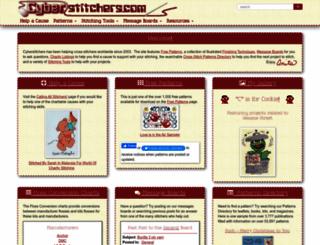 cyberstitchers.com screenshot