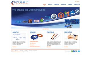 cybertechnosys.com screenshot
