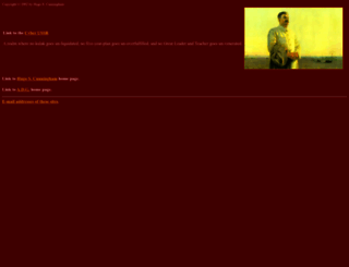 cyberussr.com screenshot