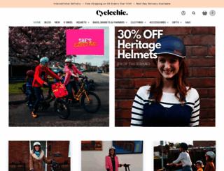 cyclechic.co.uk screenshot