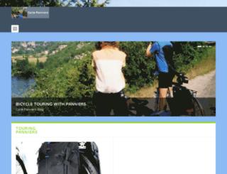 cyclepanniersnow.com screenshot
