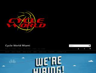 cycleworldmiami.com screenshot