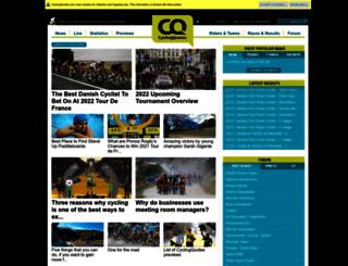 cyclingquotes.com screenshot