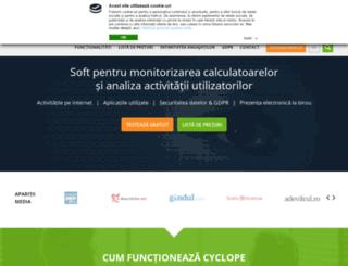 cyclope.ro screenshot